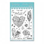 Hunkydory Clear Stamp - A5 Celebration